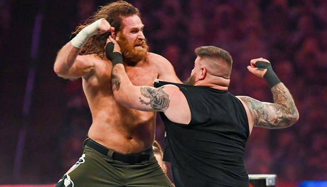 WWE Smackdown:डब्ल्यूडब्ल्यूई ने sami zayn और kevin owens की पोस्ट को किया शेयर, इस हफ्ते दोनों के बीच में हो सकता है ब्रॉल