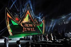 डब्ल्यूडब्ल्यूई (WWE) की कथित तौर पर सऊदी अरब (Saudi Arabia) लौटने की योजना है और 2021 के अंत तक मध्य पूर्वी देश में उनका एक शो हो सकता है।डब्ल्यूडब्ल्यूई ने सऊदी अरब के जनरल स्पोर्ट्स अथॉरिटी के साथ 10 साल के लिए प्रति वर्ष दो डब्ल्यूडब्ल्यूई शो की मेजबानी करने के लिए एक समझौता किया था।